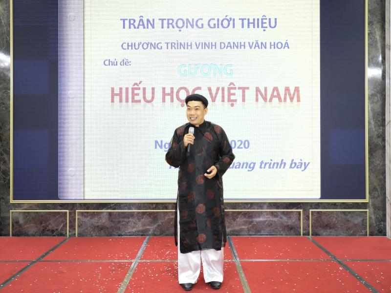 diễn giả Hồ Nhật Quang